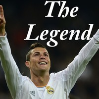 Cristiano Ronaldo, The Legend!